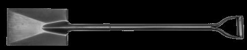 MN-79-505 Лопата з сталевою ручкою