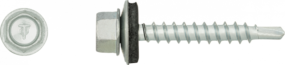ODA Aluminum self-drilling screws for timber