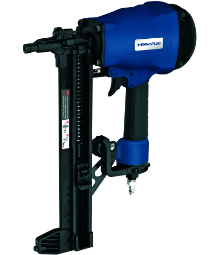 R-RAWL-PSC40 Pneumatic steel and concrete nailer