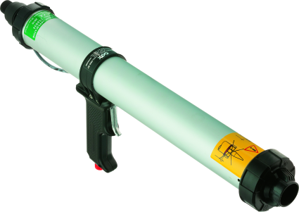 R-GUN Pneumatic Dispenser Gun CFS+