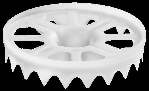 R-KWX Isoleringsfästplatta med försänkare