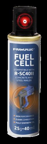 R-RAWL-GP5 Gaspatron för användning till R-RAWL-SC40II