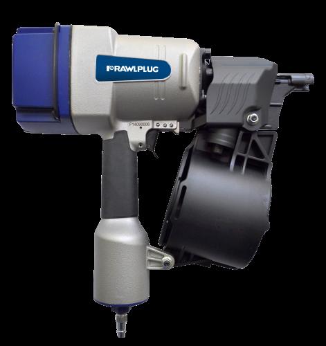 R-RAWL-PN-90 Pneumatic coil nailer
