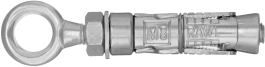 R-RBL-E Rawlbolt® - Eye Bolt