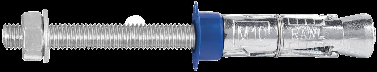 R-RBP-PF Rawlbolt® - Bolt Projecting with plastic ferrule
