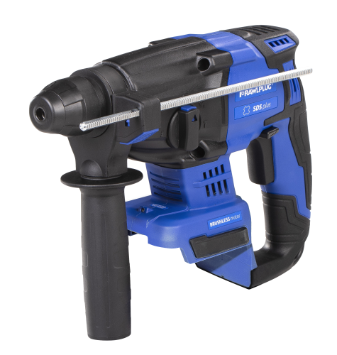 R-PRH18-S Cordless RawlHammer 18V SDS plus bare tool, in a transport case