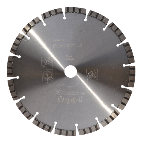 RT-DDA Diamond discs Turbo Concrete Heavy Duty