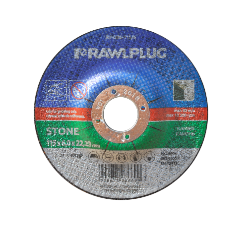 RT-GDS Grinding wheels for stone