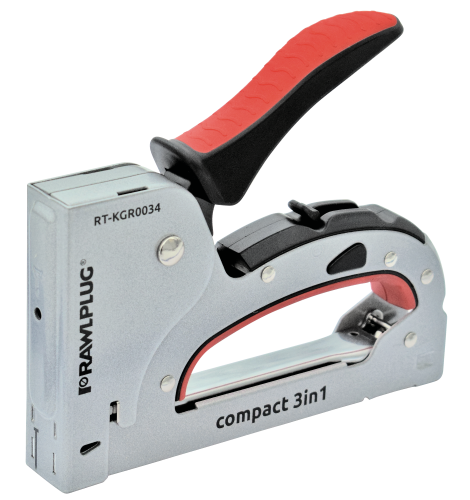 RT-KGR0034 Hand stapler - Compact 3 in 1, 6-14 mm