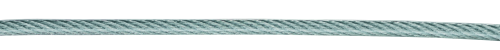 Liny stalowe powlekane PVC