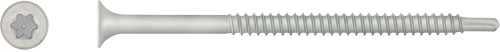 R-WX-T Self-drilling screws for steel