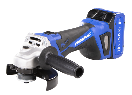 R-PAG18-XL2 Cordless RawlGrinder 18V 125mm, set