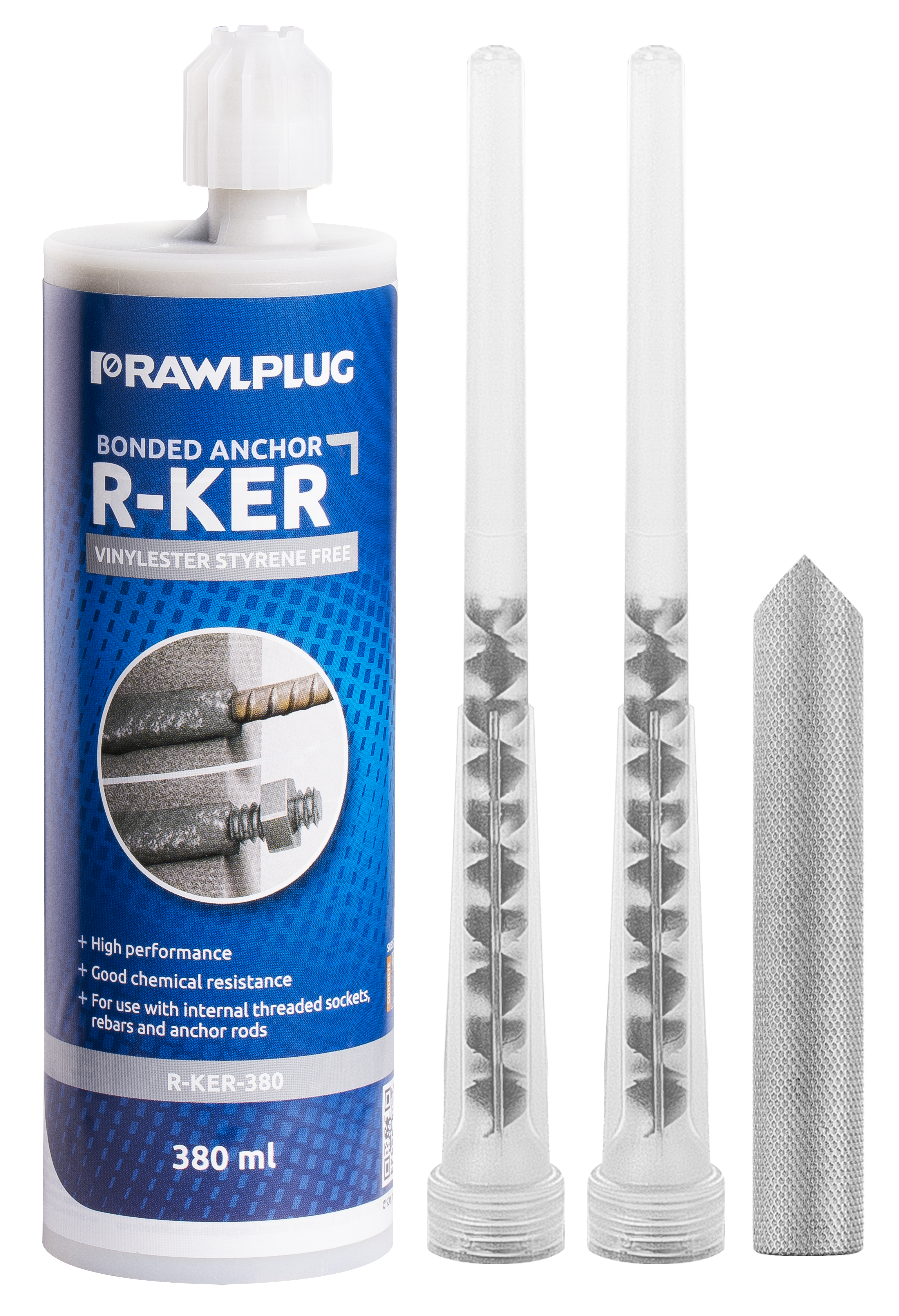 R-KER with Internally Threaded Sockets (ITS)
