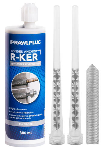 R-KER with Internally Threaded Sockets (ITS)