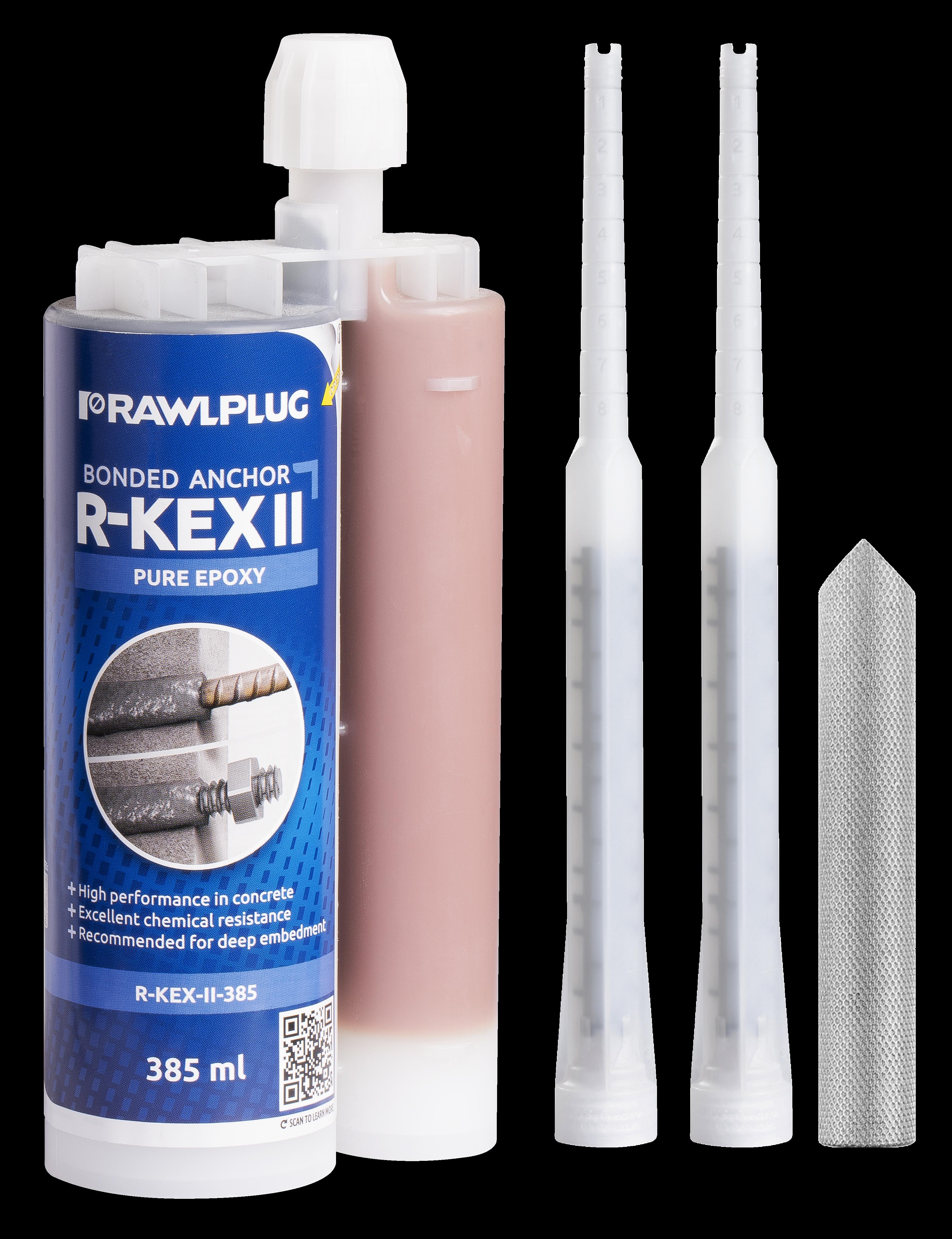 R-KEX II with Sockets