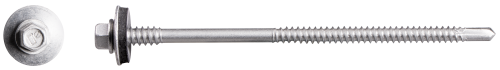 R-OCR-55/63 Zinc flake self-drilling screws up to 6mm