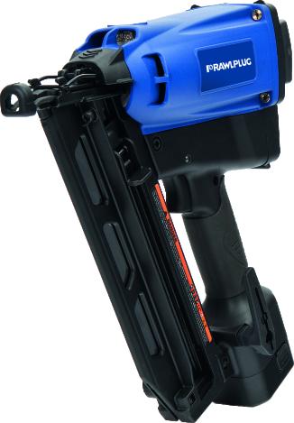 R-RAWL-A2064 Gas powered second fix nailer