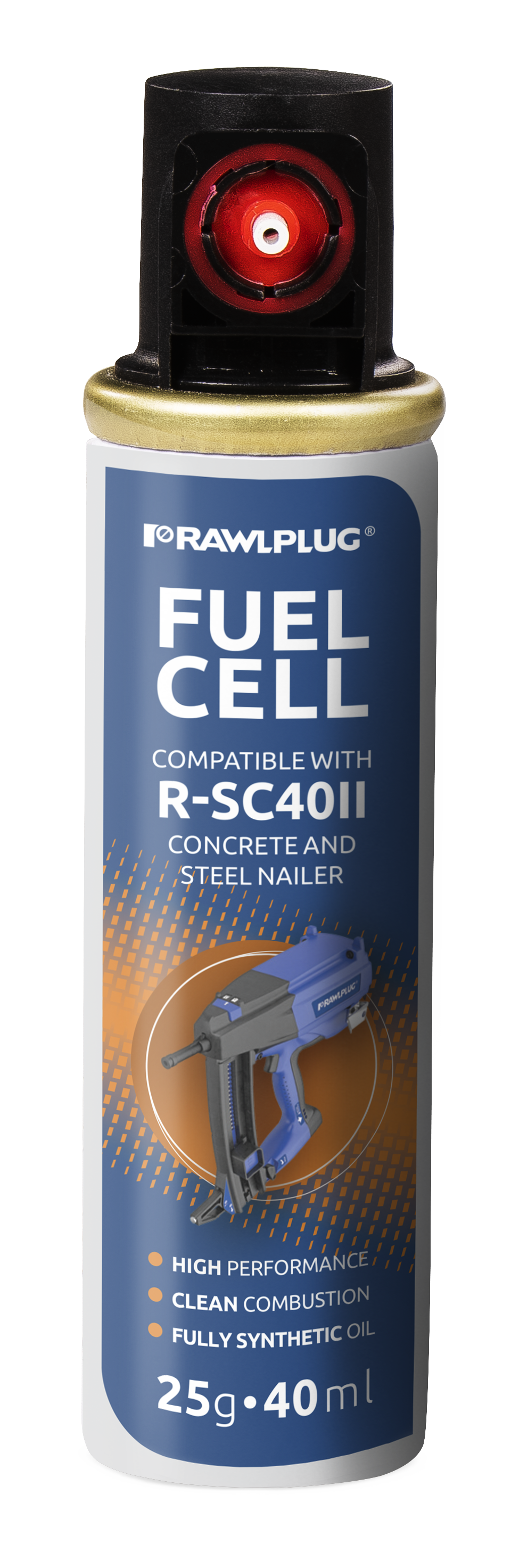 R-RAWL-GP5 Fuel Cell for use with R-RAWL-SC40II