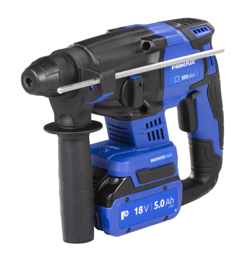 R-PRH18-XL2 Cordless RawlHammer 18V SDS plus, set