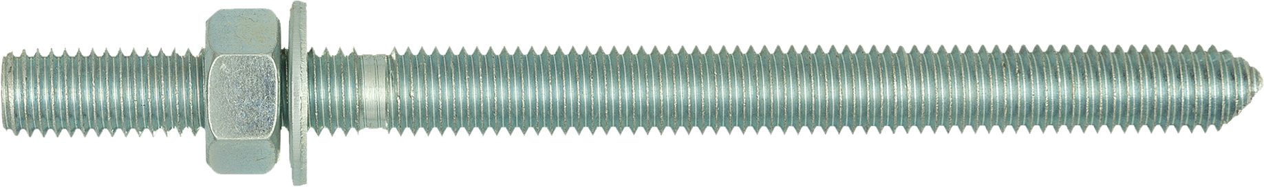 R-STUDS Metric Threaded Rods - A4, Flat Head