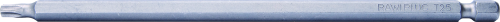 RT-BIT-TORX25 T25 långa bits