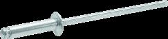 ASTK-30 Aliumininės kniedės