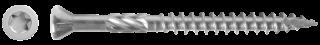R-DSX-A2 nerūdijančiojo plieno varžtai, skirti dangai