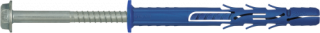 R-FF1-N-K-A4 Kołek ramowy z kołnierzem z nierdzewnym wkrętem z łbem heksagonalnym