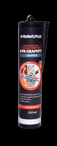 R-FR GRAPHITE Вогнестійка маса