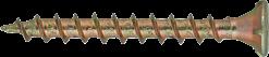 KR Шурупи з циліндричною головкою з широким кроком різьби
