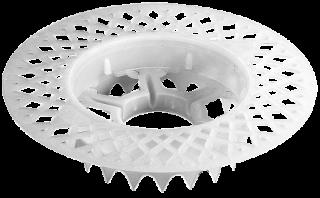 R-KWX Дотискна тарілка для термоізоляції