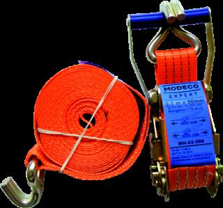 MN-02-50 Krovinių tvirtinimo diržas