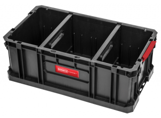 MN-03-174 Multi Storage System, open, 26 l tool box, 2 adjustable partitions