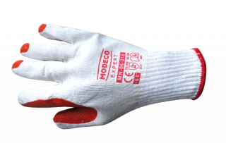 MN-06-210 Latex palm-coated gloves 10.5""