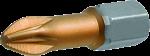 MN-15-412 25 mm PZ TiN sukimo bitai