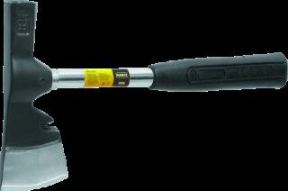 MN-32-026 Plaktukas su kirviu metaline rankena