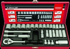 MN-27-230 Set of sockets 30 pcs 3/8″
