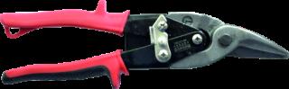 MN-63-202 Ножиці до бляхи ліві 250 мм сталь CrV