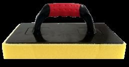 MN-73-165 ABS Float, sponge, 2 components handle, yellow sponge 40 mm, 280×140 mm
