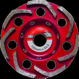 MN-78-411 Deimantinis diskas šlifavimui