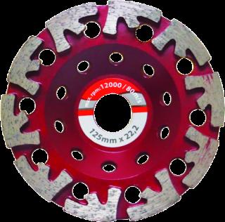 MN-78-412 Deimantinis diskas šlifavimui