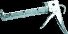 MN-79-007 Пістолет для витискання мас бляшаний з хромованим покриттям