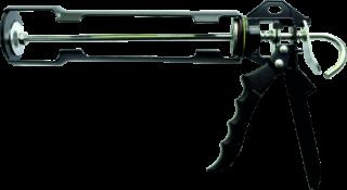 MN-79-013 Пістолет сталево-алюмінієвий для витискання мас