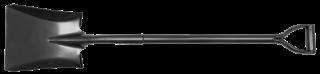 MN-79-507 Шуфля з сталевою ручкою