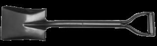 MN-79-510 Шуфля міні з сталевою ручкою
