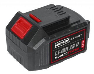 MN-91-132 BATTERY LI-ION 18V, 3,0AH