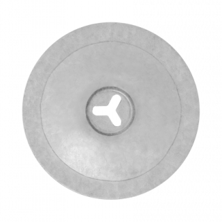 POK-040 Circular steel washer 40mm for the pre-assambling with the screw