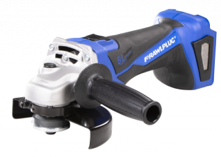 R-PAG18-XS Cordless RawlGrinder 18V 125mm bare tool, in a cardboard box