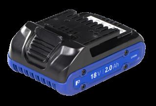 R-BAT-182001 Battery Li-Ion 18V, 2,0AH