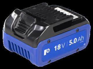R-BAT-185001 Battery Li-Ion 18V, 5,0Ah